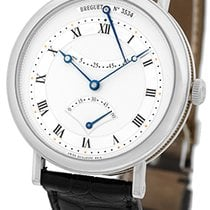 "Breguet ""Classique Retrograde Seconds"" Strapwatch."