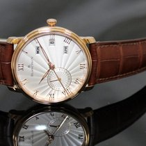 Blancpain Villeret, Quantième Annuel GMT Rose gold