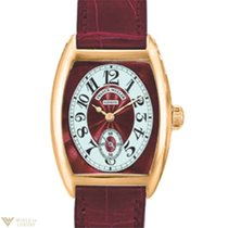 Franck Muller Cintre Curvex Chronometro Lady 18K Rose Gold...