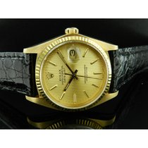 Rolex Date Just Ref. 16018 Oro Giallo