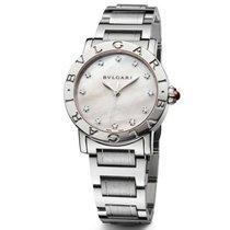 Bulgari Lady Ladies Steel Automatic Watch Ref. BBL33WSS/12