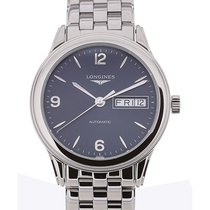 Longines Flagship 36 Automatic Day Date