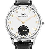 IWC Watch Portuguese Manual IW545405