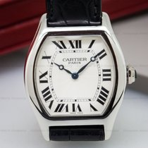Cartier 2518E Platinum Collection Privee Tortue Grand Modele...