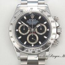 Rolex DAYTONA 116520 STAHL CHRONOGRAPH AUTOMATIK