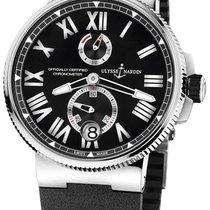 Ulysse Nardin 1183-122-3/42 Marine Chronometer Manufacture 45mm