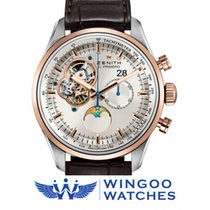 Zenith EL PRIMERO: CHRONOMASTER GRANDE DATE Ref. 51.2160.4047/...