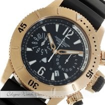 Jaeger-LeCoultre Master Compressor Diving GMT Chrono Rosegold...