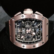 Richard Mille RM011 RM11 IVORY Solid Rose Gold