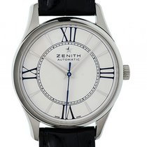 Zenith Elite Ultra Thin Lady Stahl Automatik 33mm