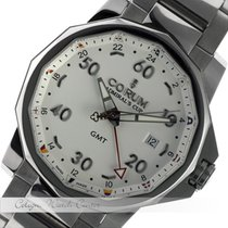 Corum Admiral´s Cup GMT Stahl 383.330.20