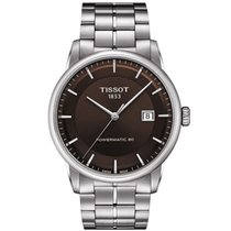 Tissot Herrenuhr Luxury Powermatic 80, T086.407.11.291.00