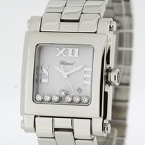 Chopard Happy Sport Square 278496-3001 SERVICED by Chopard...