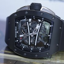 Richard Mille Yohan Black Full Black