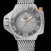 Omega Ploprof 1200m Co-Axial Master Chronometer Grey Dial 55x48 R