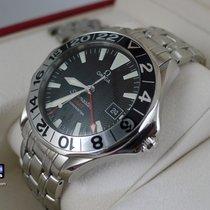 Omega Seamaster GMT 50 Th Aniversary