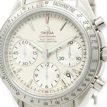 Omega Polished Omega Speedmaster Date Automatic Watch 323.10.4...
