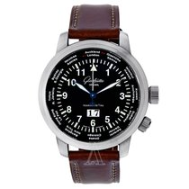 Glashütte Original Men's Senator Navigator Worldview Watch