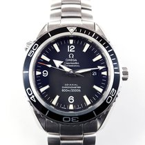 Omega 45,5mm Seamaster Planet Ocean 600m CO-Axial black...