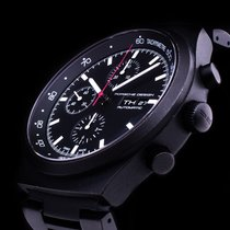 Porsche Design Heritage Black Chronograph Day Date Automatic ...