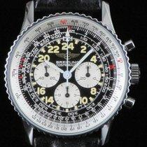 Breitling Navitimer Cosmonaute Chronograph 81600 Steel Manual...