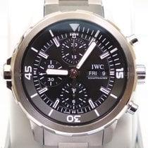 IWC, Aquatimer Chronograph, Ref. IW376804, LAGERND
