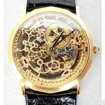 Vacheron Constantin Skeleton Automatic Yellow Gold - 43038/000J
