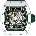 Richard Mille RM030 Le Mans Classic In White ATZ Ceramic