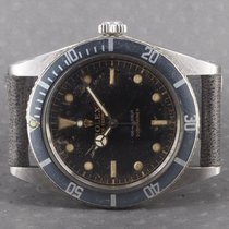 Rolex Submariner Small Crown - Exclamation Mark
