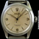 Rolex 6108 Oyster Perpetual Big Bubble Back Stainless Automatic