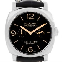 Panerai Radiomir 1940 Equation Of Time 8 Days Le Watch Pam516...
