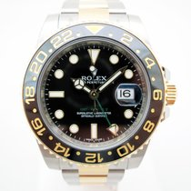 Rolex GMT-Master II Two Tone