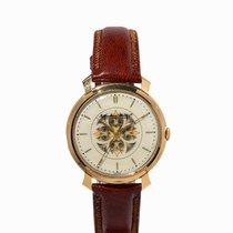 IWC Oversize Enamel Wristwatch, Switzerland, c. 1960