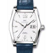 IWC Schaffhausen IW452314 Da Vinci Automatic Silver Plated...