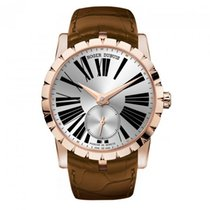 Roger Dubuis Excalibur 36 Automatic Masculine Rose Gold
