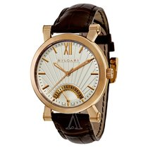 Bulgari Men's Sotirio Bulgari Watch
