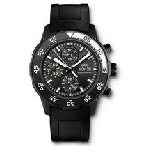 IWC Aquatimer Chronograph Galapagos IW376705 Stainless Steel New