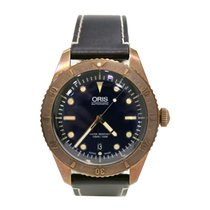 Oris Divers Carl Brashear Bronze Limited Edition