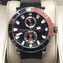 Ulysse Nardin Maxi Marine Diver  Titanium 45 mm./ Box&Pape...