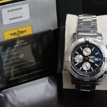 Breitling A13371 Super Avenger II Professional Stainless Steel