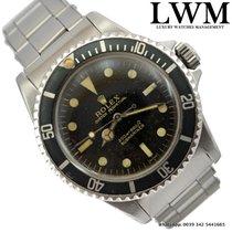 Rolex Submariner 5512 PCG underline cornino gilt glossy