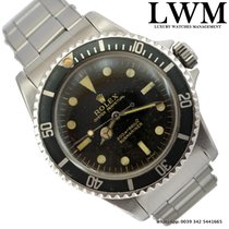 Rolex Submariner 5512 cornino gilt glossy PCG underline dial