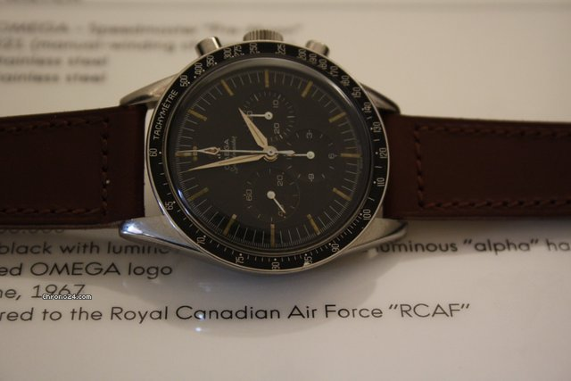 Omega SPEEDMASTER 105003 ROYAL CANADIAN AIR FORCE