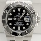 Rolex Submariner / Stainless Steel / Ceramic 2014 / 116610