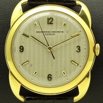 Vacheron Constantin Vintage 18 KT Yellow Gold, Special Lugs,...