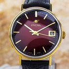 Enicar MANUAL WIND GOLD PLATED 1965 RETRO SWISS
