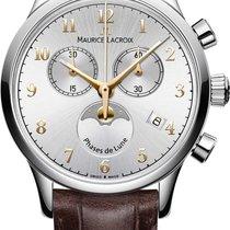 Maurice Lacroix Les Classiques LC1087-SS001-121-1 Armbanduhr...