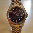 Rolex Datejust Turn O Graph Thunderbird Tapestry