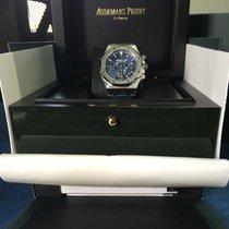 Audemars Piguet Royal Oak Chrono 41mm Blue dial boutique