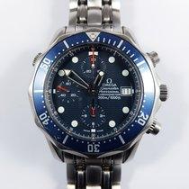 Omega Seamaster 300M Titan Chronometer 2298.80 New Service